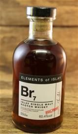 Elements of Islay Br7  Islay Single Malt Scotch Whisky Sherry Hogshead 60,4%  0,5 Liter