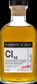 Elements of Islay Ci12  Sherry Cask 55,4 %   0,5 Liter