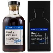 "Elements of Islay "" Peat & Sherry Cask..."