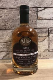 Fettercairn 2008 12 Jahre Amarone Cask Finish  55,4 % The Whisky Chamber 0,5 Liter