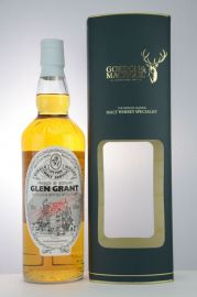 Glen Grant 2008/2017 Gordon & MacPhail Distillery Label...