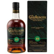 GlenAllachie 10 Jahre Batch 5 Cask Strength 55,9 %  0,7 Liter