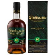 GlenAllachie 10 Jahre Cask Strength Batch 4  56,1%  0,,7...