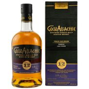 GlenAllachie 12 Jahre French Oak Wood Finish 48 %  0,,7...