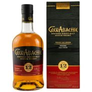 GlenAllachie 12 Jahre Spanish Oak Wood Finish 48 %  0,,7...