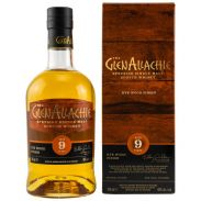 GlenAllachie 9 Jahre Kentucky Rye Wood Finish 48 %  0,,7...