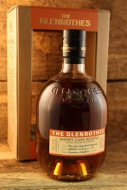 Glenrothes Sherry Cask Reserve 40 %  Sample