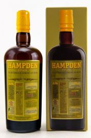 Hampden Pure Single Jamaica Rum 46 % 0,7 Liter