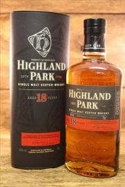Highland Park - 18 Jahre 43 %  Sample