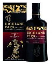 Highland Park Valkyrie Sherry Cask 45,9% 0,7 Liter Limited Edition