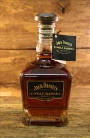 Jack Daniels  Single Barrel  0,7 Liter