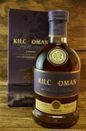 Kilchoman Sanaig 46 %  Sample