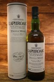 Laphroaig Triple Wood 48 %  0,7 Liter