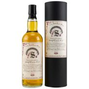 Ledaig 2007/2020 12 Jahre Cuvee#4  Refill Spanish Butts and Refill Bordeaux Hogshead  60,4 %  Signatory Vintage bottled for Kirsch Import 0,7 Liter
