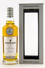 Linkwood 15 Jahre Sherry Cask 43 % Gordon &...