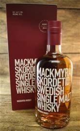 Mackmyra Skördetid Swedish Single Malt Whisky 46,1 % 0,7...