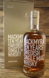 Mackmyra Ten Years  Swedish Single Malt Whisky 46,1 % 0,7...