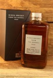 Nikka from the Barrel  Sample