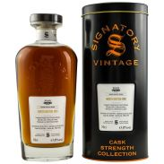 North British 1991/2020 28 Jahre Refill Sherry Butt #262083  47,8 %  Signatory Cask Strength Collection Specially selected for Germany by Kirsch Import 0,7 Liter