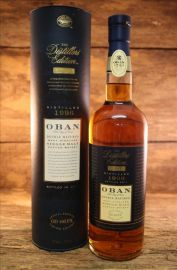 Oban - Destillers Edition 2000  bis 2015  43 %  Sample