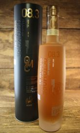 Octomore 8.3  61,2 % 309 ppm 0,7 Liter