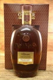 Puntacana Tesoro 15 Jahre XO  Matured  in Tomatin Whisky...