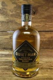 Quietman 8 Year Old Single Malt Irish Whiskey 40 % Sample