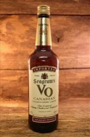 Seagrams VO Canadian