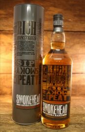 Smokehead Extra Rare Islay SIngle Malt Scotch Whisky 40 % 1 Liter