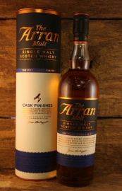 The Arran Malt - The Port Cask Finish 50 % 0,7 Liter