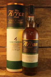 The Arran Malt - The Sauternes Cask Finish 50 % 0,7 Liter