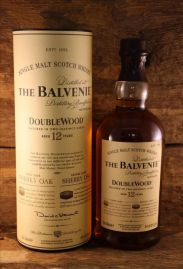 The Balvenie  Double Wood 12 Jahre 40 % 0,7 Liter