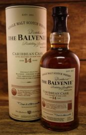 The Balvenie  Caribbean Rum Cask Finish 14 Jahre 43 % 0,7...