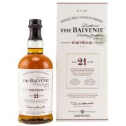 The Balvenie Port Wood 21 Jahre 40 % 0,7 Liter