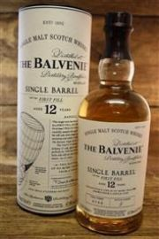 The Balvenie  Single Barrel 12 Jahre 47,8%  0,7 Liter