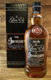 The Journey Harzer Single Malt Whisky 43 %  0,7 Liter