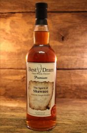 The Spirit of Shawnee - Kentucky Straight Bourbon - Best Dram