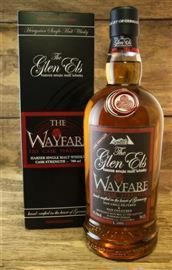 The Wayfare Harzer Single Malt Whisky 61,1%  Cask...
