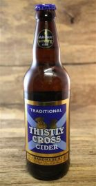 Thistly Cross  Traditional Cider 4,4 %  0,5 Liter
