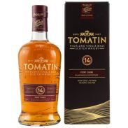 Tomatin 14 Jahre Port Wood Finish 46 % 0,7 Liter