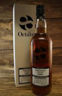 Aultmore 7 Jahre 1st Fill Sherry Octave Finish 54,1 %  Duncan Taylor 0,7 Liter
