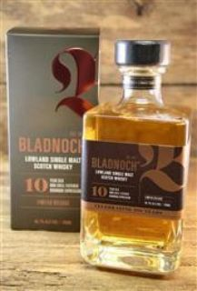 Bladnoch 10 Jahre Lowland Single Malt Scotch Whisky  46,7 %   0,7 Liter