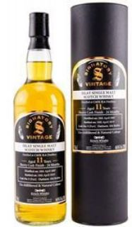 Caol Ila 2007/2019 11 Jahre Sherry Cask Finish No 9  46 %  Signatory Vintage Collection bottled for Kirsch Whisky 0,7 Liter
