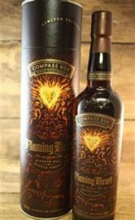 Flaming Heart Limited Release 2018 Malt Scotch Whisky 48,9 % Compass Box 0,7 Liter