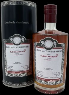 Glenglassaugh 2011/2020  MoS20046  matured in 3 PX Sherry Octave Casks 59,2 % Malts of Scotland 0,7 Liter