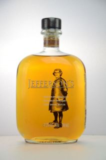 Jeffersons Kentucky Straight Bourbon - Very Small Batch 41,2 % 0,7 Liter