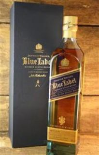 Johnnie Walker Blue Label Blended Scotch Whisky 40 % 0,7 Liter