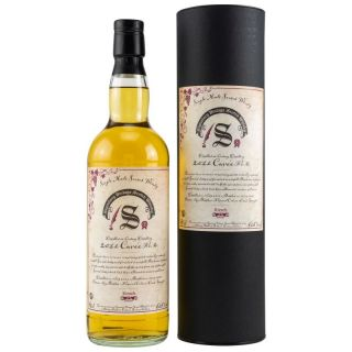 Ledaig 2011/2020 8 Jahre Cuvee#2  Refill Spanish Butts and Refill Bordeaux Hogsheads  60,6 %  Signatory Vintage bottled for Kirsch Import 0,7 Liter
