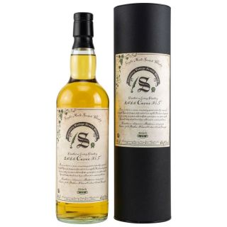Ledaig 2011/2020 8 Jahre Cuvee#5  Refill Spanish Butts and Refill Madeira Hogshead  60,7 %  Signatory Vintage bottled for Kirsch Import 0,7 Liter