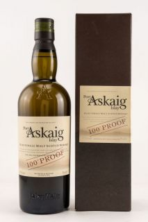 Port Askaig 100 Proof Islay Single Malt Scotch Whisky 57,1 % 0,7 Liter